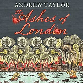 Couverture de The Ashes of London
