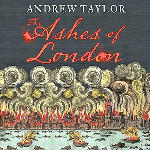The Ashes of London audiobook cover art