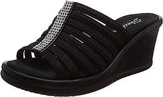 Cali Women's Rumblers Hot Shot Wedge Sandal
