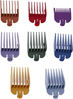 Fogun 8 peines para diversos cortapelos Moser, Ermila +