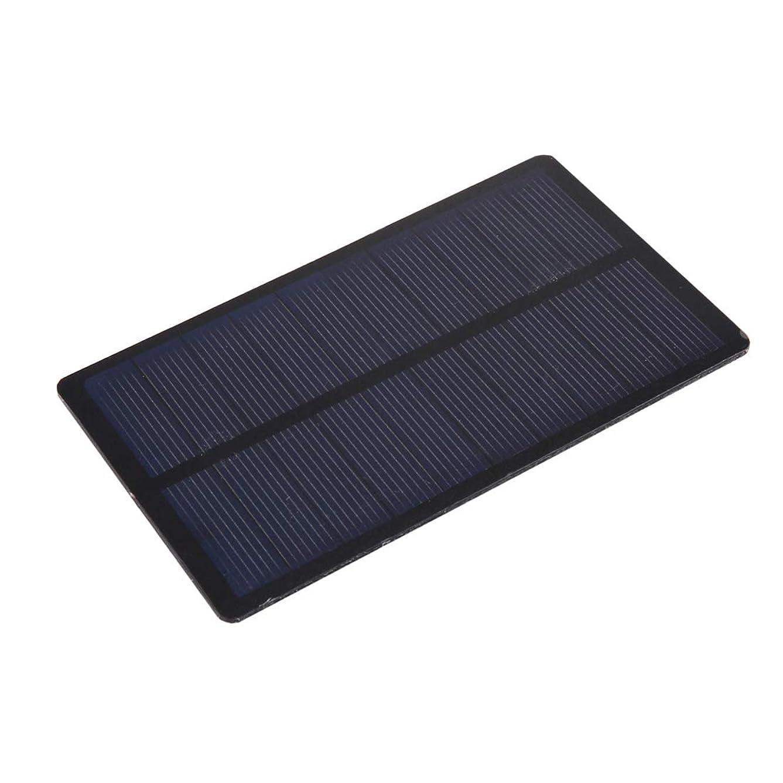 予定確率置くためにパックポータブル折りたたみソーラーパネル 5V 1.2W 200mAh DIY太陽電池モジュールソーラーパネルモジュール電池、サイズ:118 x 70mm マウサー日本