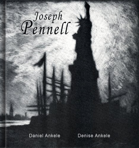 Joseph Pennell: 50+ American Illustrations (English Edition)