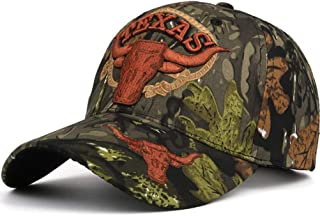 AKIZON Mens Hats - Baseball Caps for Outdoor Camping Fishing Hunting