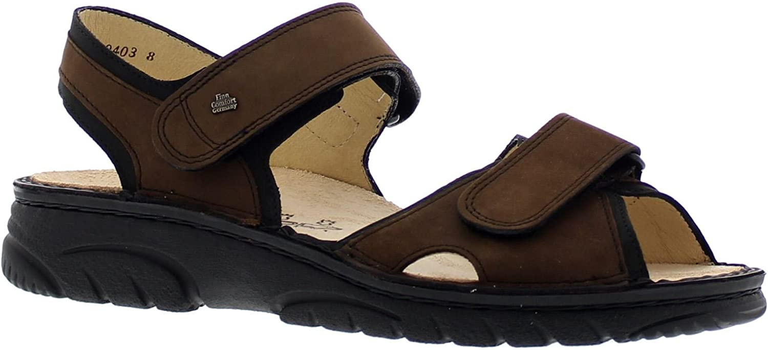 Finn Comfort Mens colorado Leather Sandals