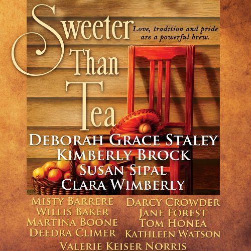 Sweeter Than Tea audiobook cover art