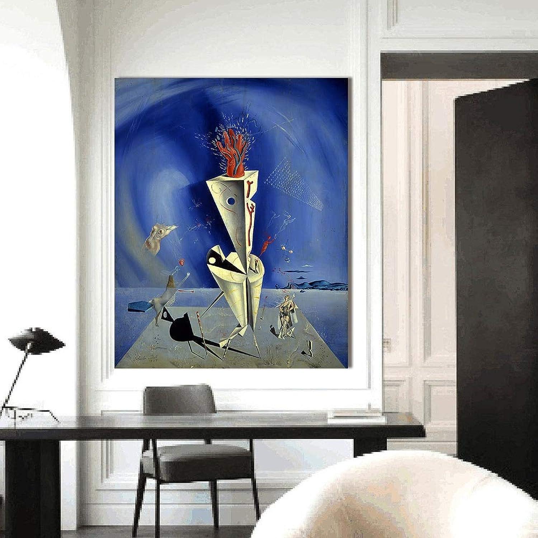 venta de ofertas LIEFENGDAO Canvas Canvas Canvas Art Wall Pictures For Living Room Apparatus Painting Home Decor Printed No Framed,28X36  Envíos y devoluciones gratis.