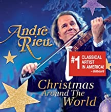 Andre Rieu - Christmas Around the World by Rieu, Andre (2006) Audio CD