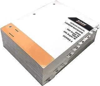 Case 580M Turbo 580 & 590 Super M Series 2 Loader Backhoe Workshop Repair Service Manual - Part Number 6-74432