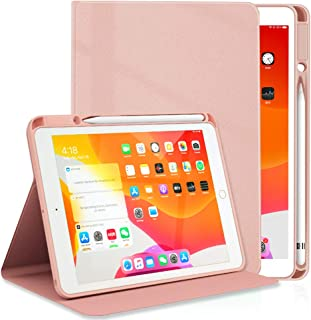 DYDRIN iPad 10.2 第8世代/第7世代 ケース (2019/2020モデル) ipad Air 3 / Pro 10.5 ケース 通用 PU レザー 手帳型 Apple Pencil 一代収納可能 スタンド機能 [オートスリープ/...