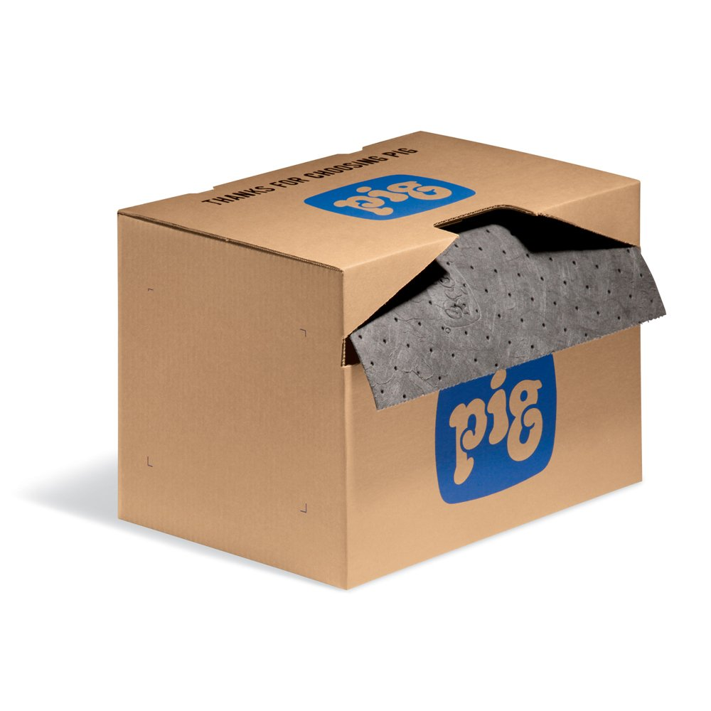New Pig Corporation-MAT140 Absorbent Roll 9.8 Manufacturer Colorado Springs Mall regenerated product Weight gal Heavy