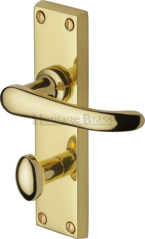 Windsor manilla de puerta Dorado