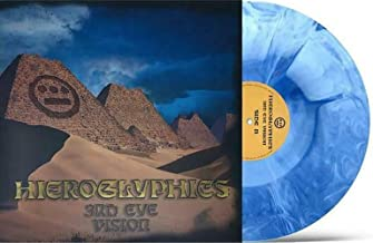 3rd Eye Vision - Exclusive Limited Edition Blue/White Swirl 3x LP Vinyl