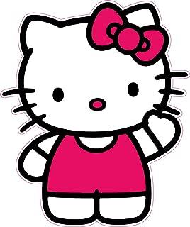 Nostalgia Decals Hello Kitty Decal Wall Decor 24