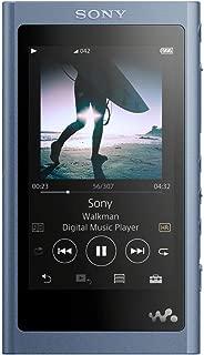 ソニー SONY ウォークマン Aシリーズ 16GB NW-A55 : Bluetooth microSD対応 ハイレゾ対応 最大45時間連続再生 2018年モデル ムーンリットブルー NW-A55 L