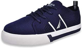 Nautica Kids Hull Toddler Lace Up Sneaker Fashion Shoe (Toddler/Little Kid)