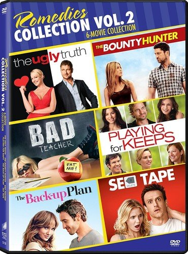 Back up Plan, the / Sex Tape - Vol / Bad Teacher (2011) / Playing for Keeps - Vol / Bounty Hunter, the (2010) / Ugly