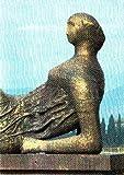 Henry Moore. Exposición retrospectiva. Esculturas, Dibujos y Grabados. 1921-1981. Palacio de Velázquez, Palacio de Cristal, Parque de El Retiro. Madrid, Mayo - Agosto 1981.
