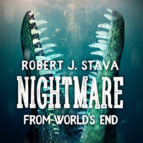 Nightmare from World's End audiobook cover art
