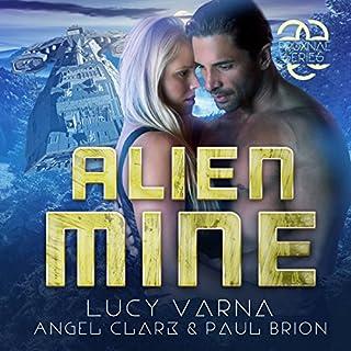 Alien Mine audiobook cover art