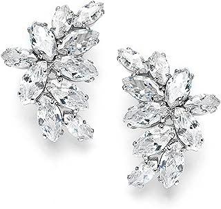 Best bridal earrings clip on Reviews
