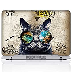 top 10 cool laptop skins Meffort Inc Personalized Laptop Notebook Laptop Skin Decal Art Decal Cover, Customized…
