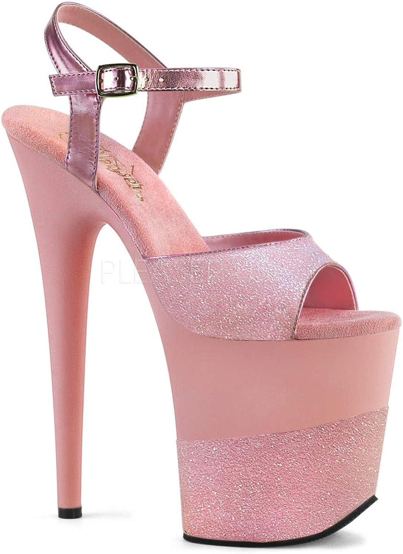 Pleaser Womens FLAMINGO-809-2G BPG M Sandals