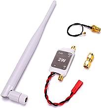RC 2.4G Radio Signal Amplifier Booster Longer Flying Distance Range Extender Enhancer for DJI Phantom Transmitter and 2.4G Remote Control