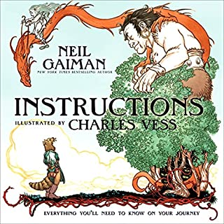 Instructions audiobook cover art