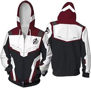 8e6f282bb7 Unisex Avenger s Endgame Hoodie Superhero Hoodie 3D Printed Hoodies Costume  Superhero Cosplay Costume