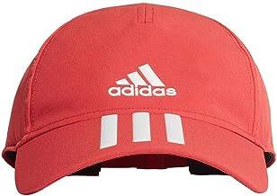 Adidas BB C 3S 4A A.R. muts, unisex, volwassenen, rood/wit/wit, eenheidsmaat
