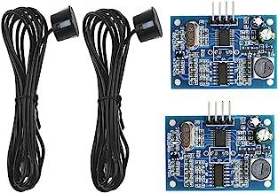 HiLetgo 2pcs JSN-SR04T Integrated Ultrasonic Module Distance Measuring Transducer Sensor Waterproof for Arduino