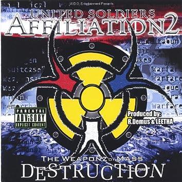 Tha Weaponz of Mass Destruction (2-Discs)