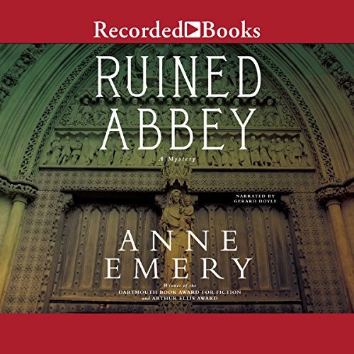 Ruined Abbey audiobook cover art