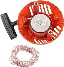 Mannial 576368301 Recoil Starter fit Husqvarna 124L 125L 125LD 125E 128L 128LD 128LDX 128C 128CD 128R 128RJ 128DJX String Trimmer Brushcutter # 2009-001N Higher