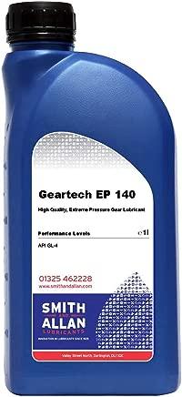 Smith  amp  Allan Hypoid Gear Oil EP140 API GL-4 Size 1lt