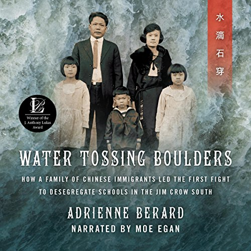 Couverture de Water Tossing Boulders