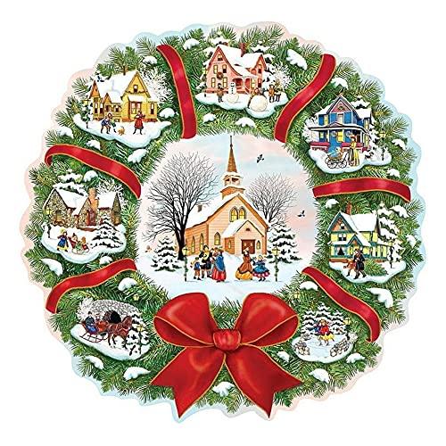 Broche Navidad  marca Mojoyce