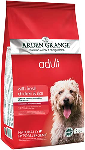 Arden Grange Adult Chicken and Rice, 12 kg product image