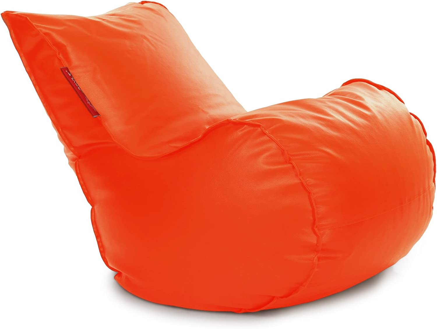 Style Homez Mambo Bean Bag XL Size orange Cover Only