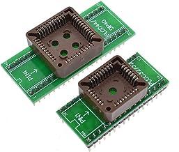 Electronic Module PLCC32 To DIP32 PLCC44 To DIP40 USB Universal Programmer IC Adapter Tester Socket For TL866CS EZP2010 G5...