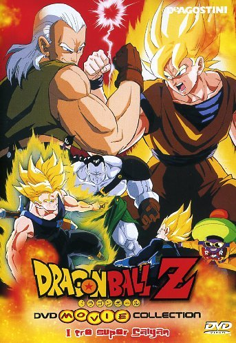 Dragon Ball M.c. - I Tre Super Saiyan