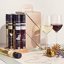【赤白ワインセット】MAIAM WINES おしゃれな箱入り 赤白 ワイン ボックス (9本セット)