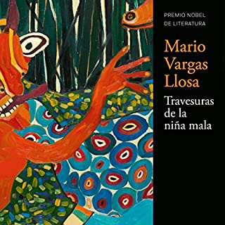 Las travesuras de la niña mala [The Bad Girl] audiobook cover art