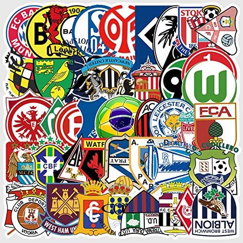 HONGC Sport Basketball Fußball Aufkleber Handy Laptop Tasche Gitarre Tasche Skateboard Fahrrad Auto Graffiti Aufkleber Home Einrichtung