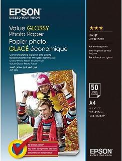 Epson C13S400036 A4 błyszczący papier fotograficzny