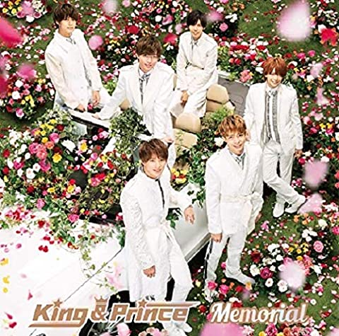 [Single]Memorial - King & Prince[FLAC + MP3]