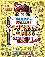 Where's Wally? Across Lands: Activity Book