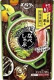 エバラ食品 なべしゃぶ 柑橘醤油つゆ (100g×2袋)×4袋