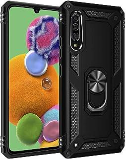 جراب XINKOE لهاتف Samsung Galaxy A90 (5G)، مصنوع من مادة TPU TPU 2 في 1 فائق النحافة [نحيف ومناسب] [مضاد للخدش] [امتصاص ال...