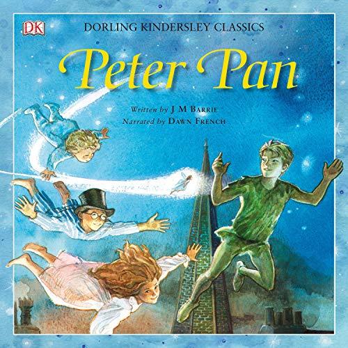 Read & Listen Books: Peter Pan cover art